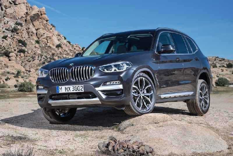 new bmw x3 2018 india price specs images interior. Black Bedroom Furniture Sets. Home Design Ideas