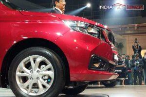 New Honda Amaze 2018 India 6