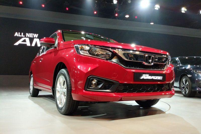 New Honda Amaze 2018