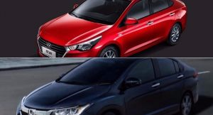 New Hyundai Verna Vs Honda City 2017