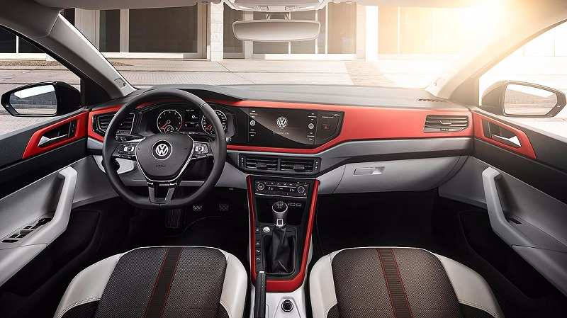 New Volkswagen Polo 2017 India interior