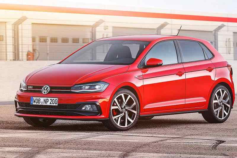 New Volkswagen Polo 2017 India side