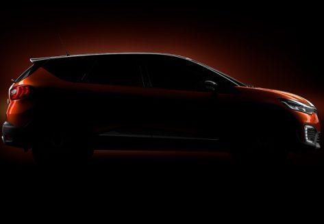Renault Captur Teaser