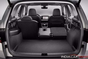 Skoda Karoq Compact SUV India boot space
