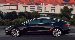 Tesla Model 3 India unveiled