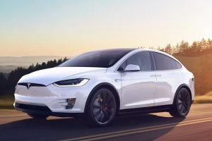 Tesla Model X safest SUV