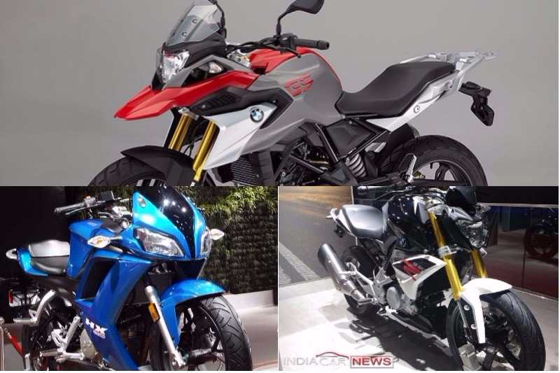 Top 10 upcoming bikes in india