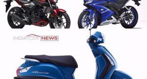 Upcoming Yamaha Bikes