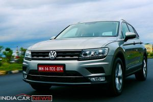 Volkswagen Tiguan Design Review