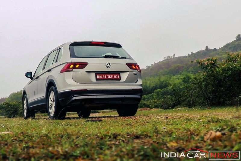 Volkswagen Tiguan Exterior Review