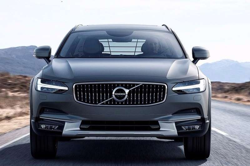Volvo V90 Cross Country India