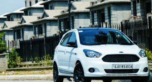 2017 Ford Figo S (Sports)
