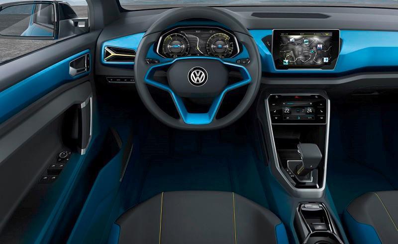 Volkswagen T-ROC SUV Price, Specs, Photos, Launch Date