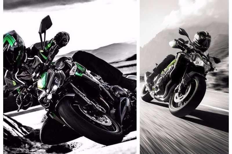2017 Kawasaki Z900 Z1000