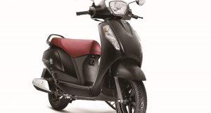 2017 Suzuki Access 125 Special Edition front