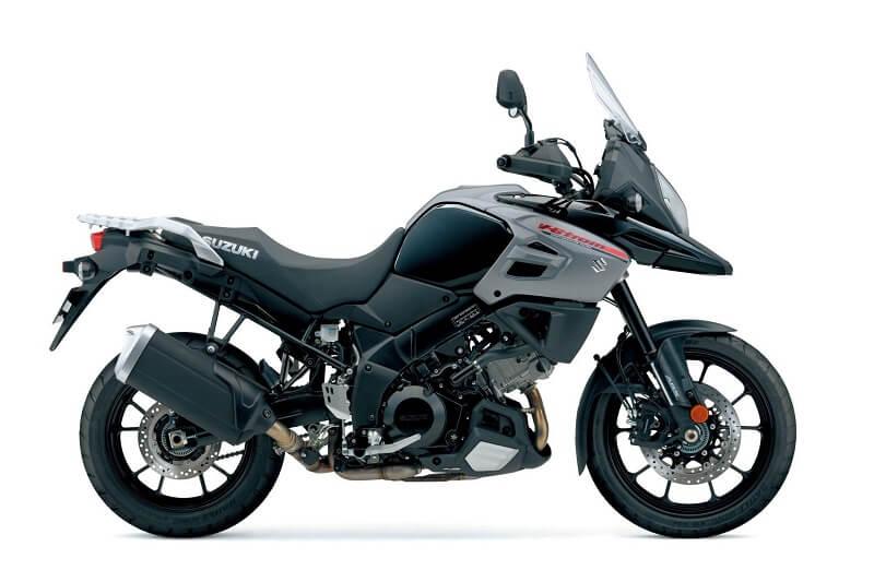 2017 Suzuki V-Strom 1000 in black