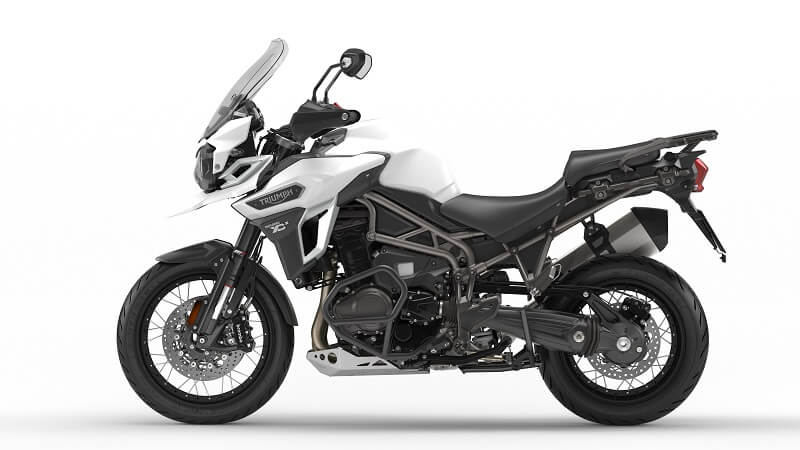 2017 triumph tiger explorer launch; price in india is rs 18.75 lakh