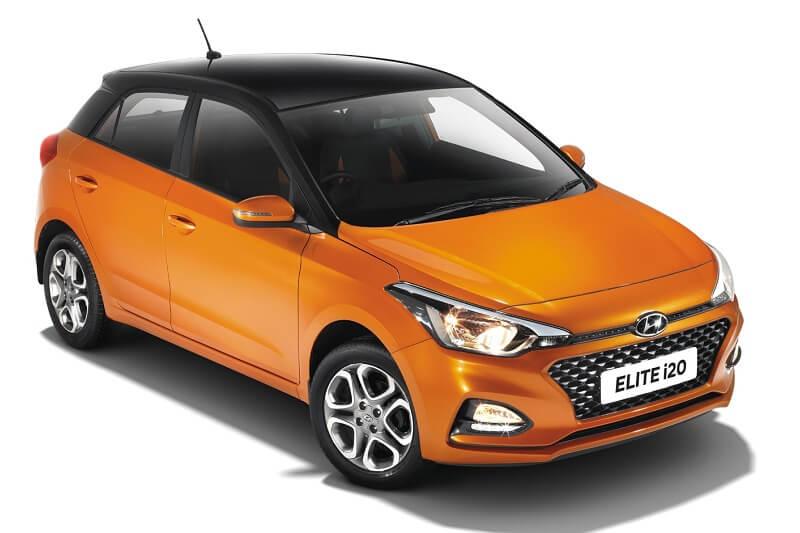 2018 Hyundai Elite i20 Details