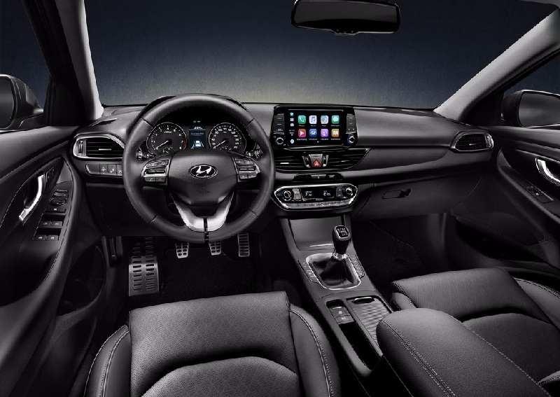 2018 Hyundai i30 Fastback Interior
