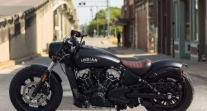 2018 Indian Scout Bobber India 1