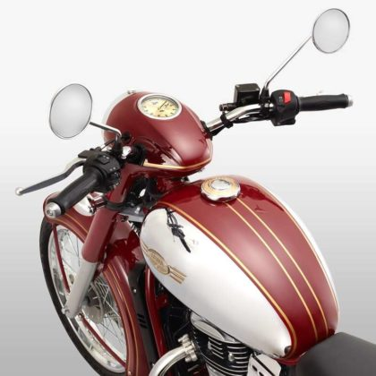 2018 Jawa Specifications