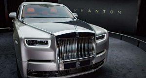 2018 Rolls Royce Phantom VIII