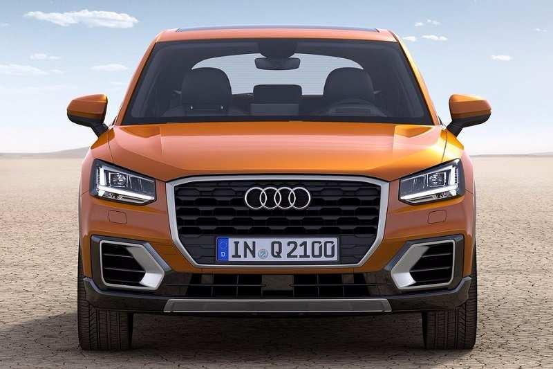 Audi Q2 LWB India