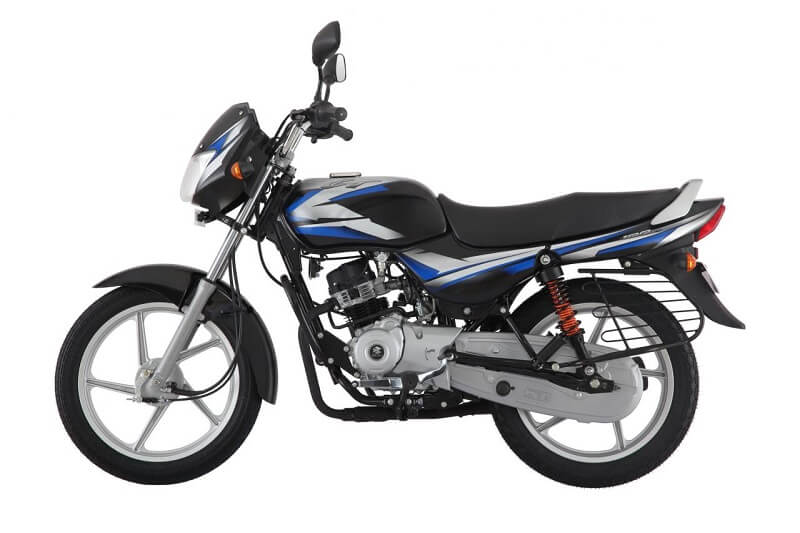 Bajaj CT100 ES Alloy Price in India