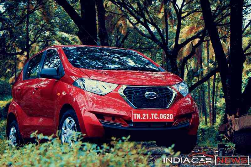 Datsun redi GO 1.0 Review