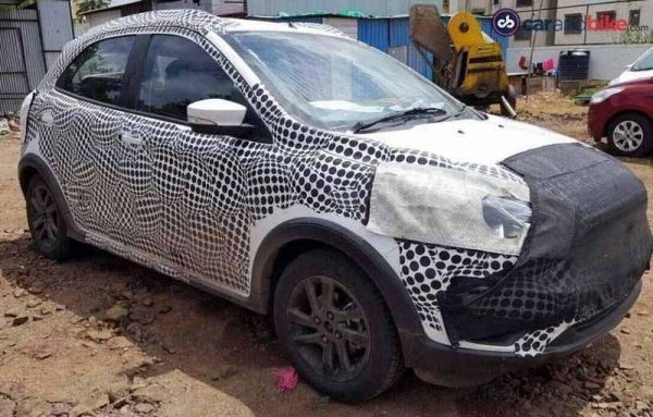 new ford 2018. plain new ford figo 2018 facelift front intended new ford