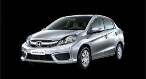 Honda Amaze Privilege Edition Front