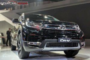 Honda CRV 2018 Auto Expo