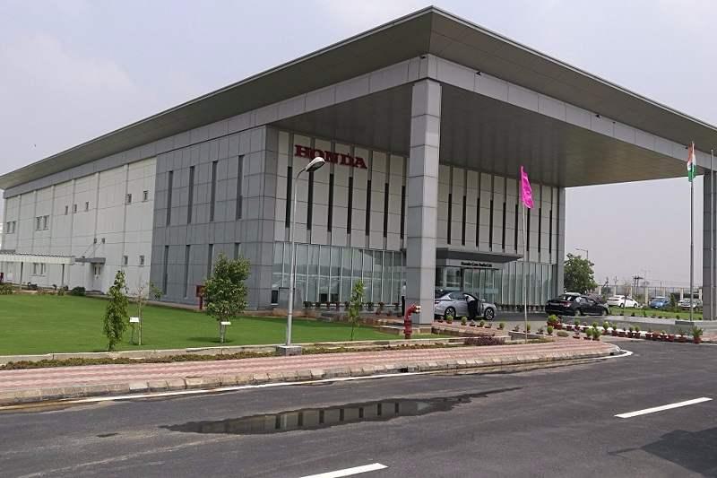 Honda Cars Tapukara Plant