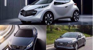 Upcoming Hyundai Cars at Auto Expo 2018