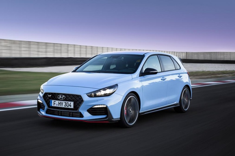 Hyundai i30 N Side