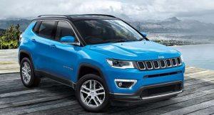Jeep Compass SUV price in India