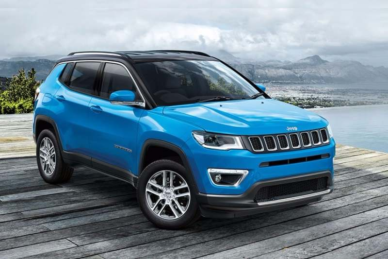 Jeep Comp Suv Price In India