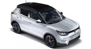 Mahindra XUV300 Speculative Image