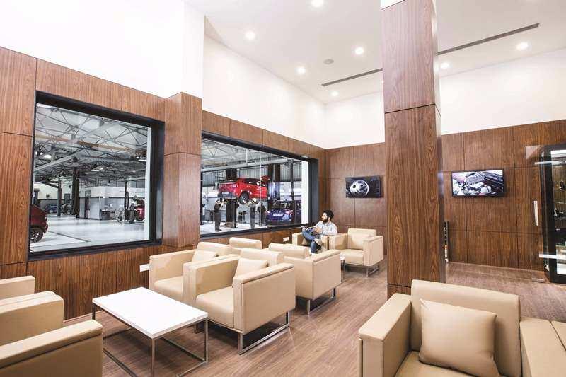 Maruti Nexa Lounge