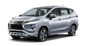 Mitsubishi Expander Front