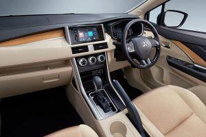 Mitsubishi Expander Interior