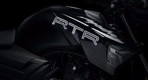 New 2018 TVS Apache RTR 180 Fuel Tank