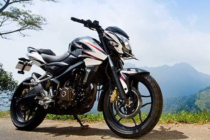 New Bajaj NS200 India