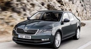 New Skoda Octavia 2017 Facelift India