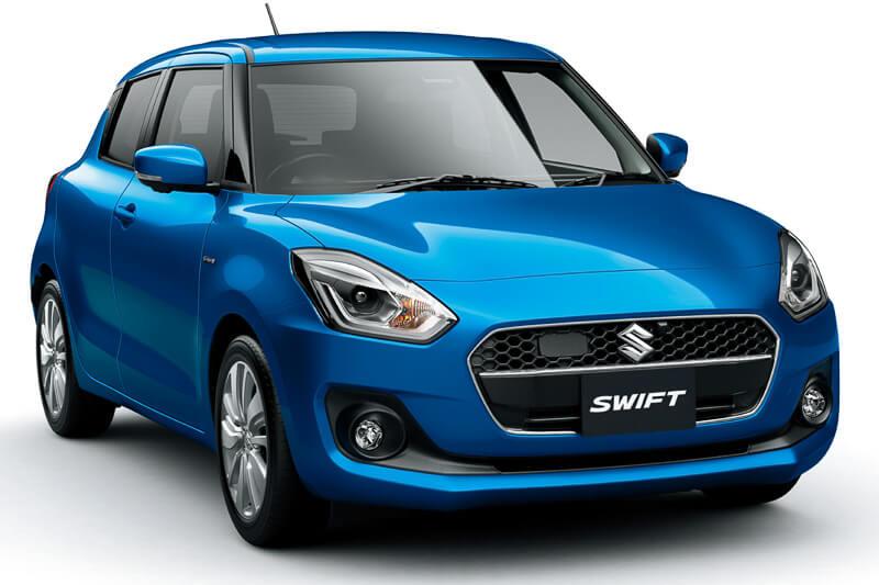 New Suzuki Swift Hybrid
