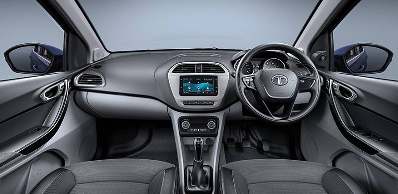 New Tata Tigor 2018 Interior