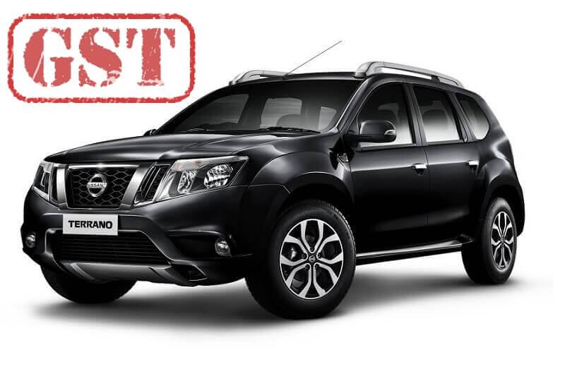 Nissan GST Prices