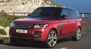 Range Rover SVAutobiography India