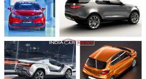 Tata Cars at Auto Expo 2018