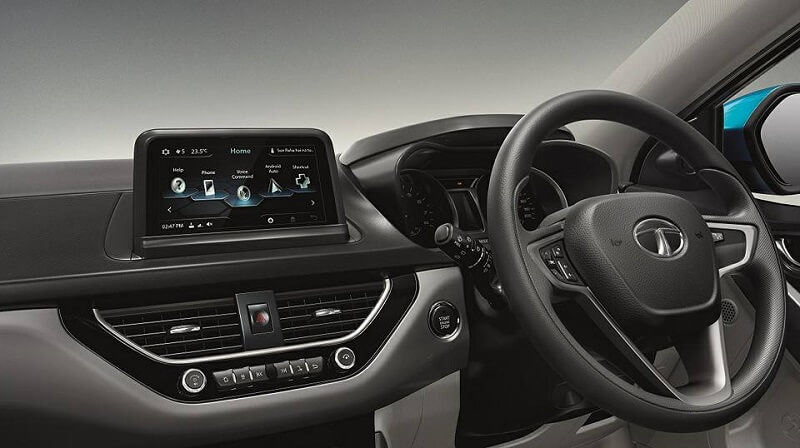 Tata Nexon Floating Dashtop